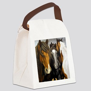 Storms Brewin Canvas Lunch Bag