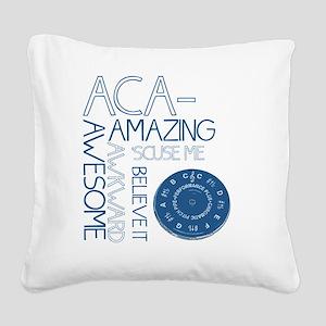 ACA-WHAT Square Canvas Pillow