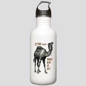 Do You Know What Day I Stainless Water Bottle 1.0L