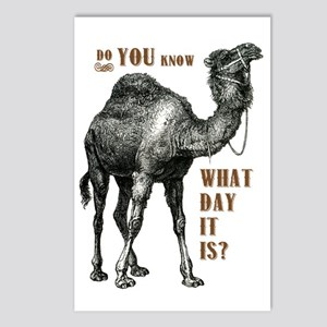 Do You Know What Day It I Postcards (Package of 8)