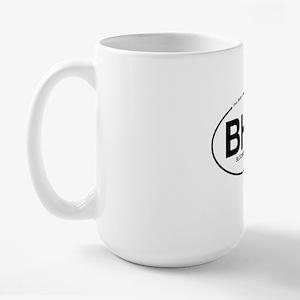 BlockHead Nation: NKOTB Large Mug