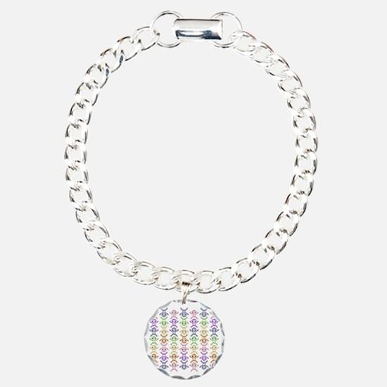 Baby Rainbow Sloth Bracelet