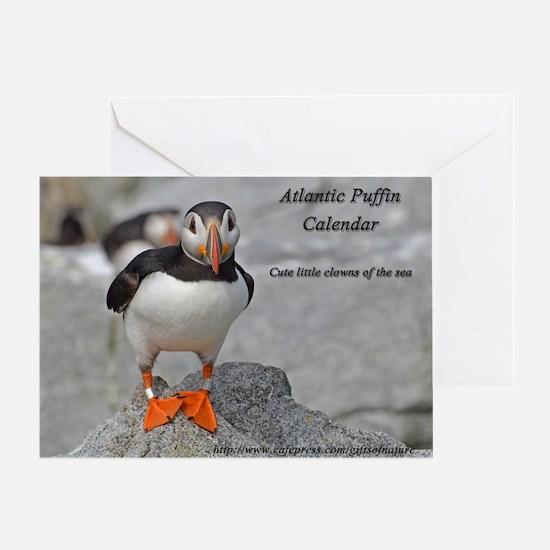 calendar    dec   cover Greeting Card