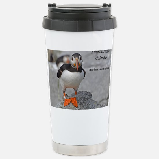 calendar    dec   cover Stainless Steel Travel Mug