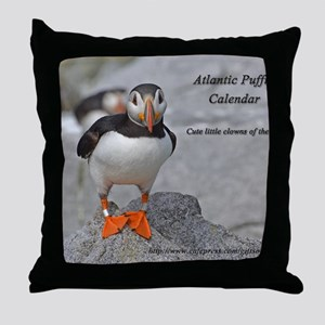 calendar    dec   cover Throw Pillow