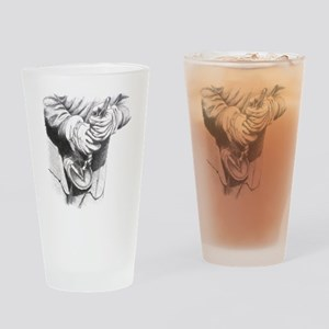 Farrier, cowboy Drinking Glass