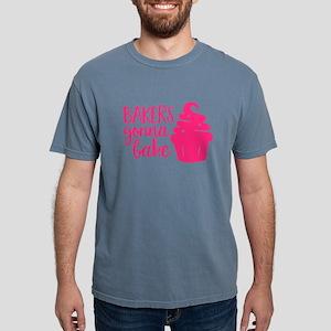 BAKERS GONNA BAKE Mens Comfort Colors Shirt