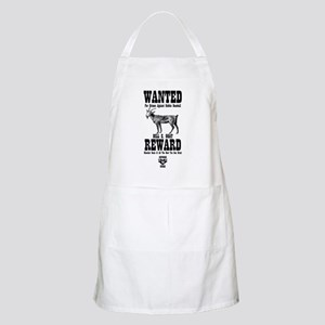 Wanted - The Goat BBQ Apron