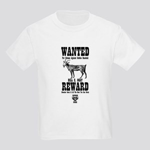 Wanted - The Goat Kids Light T-Shirt