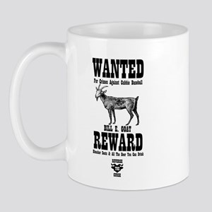Wanted - The Goat Mug