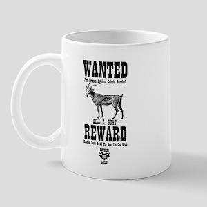 Wanted - The Goat Mug