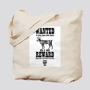 Wanted - The Goat Tote Bag