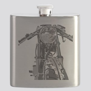 Bonnie Motorcycle Flask