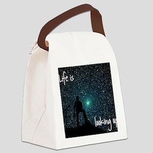LILU Canvas Lunch Bag