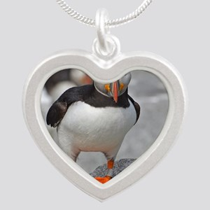 temp_canvas_messenger_bag Silver Heart Necklace