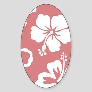 BeachTowel109 Sticker (Oval)