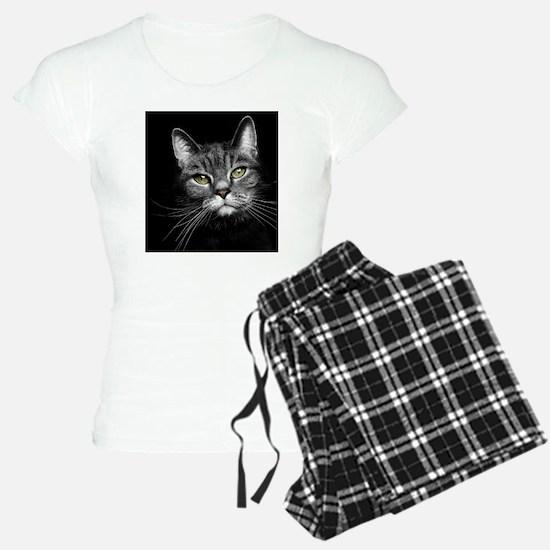 Curious Tabby Pajamas