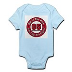 Out In The Park Collegiate Infant Creeper
