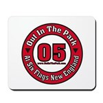 Out In The Park Collegiate Mousepad