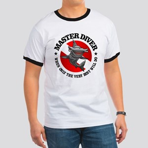 Master Diver (Hammerhead) Ringer T
