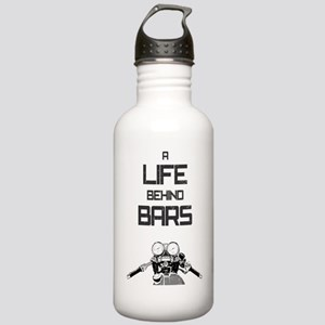 A Life Behind Bars Stainless Water Bottle 1.0L