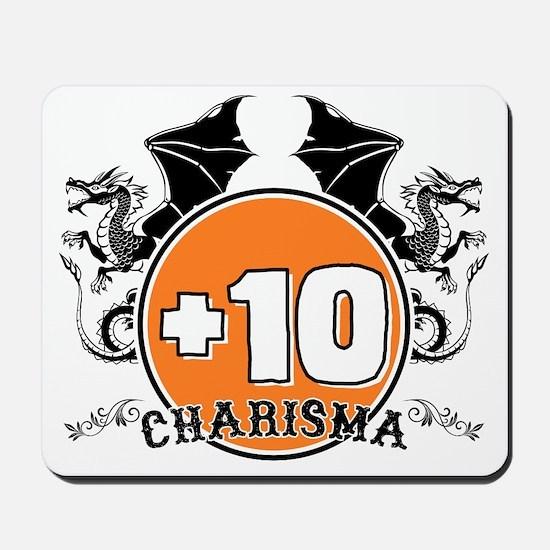 +10 to Charisma Mousepad