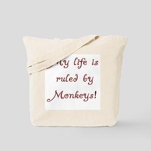Life ruled Tote Bag