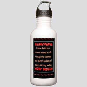 reminder Stainless Water Bottle 1.0L