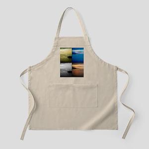 Quadriptych seascape Apron