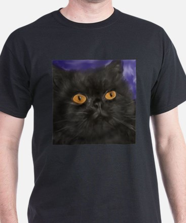 RegalBlackPersian4_Square T-Shirt