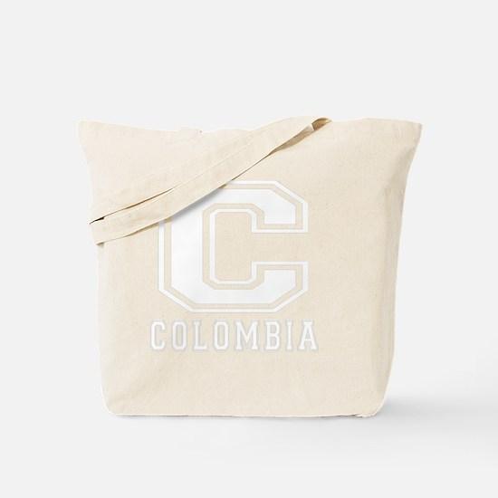 Colombia Designs Tote Bag