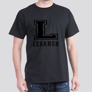 Lebanon Designs Dark T-Shirt