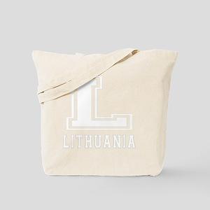 Lithuania Designs Tote Bag