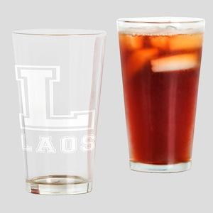 Laos Designs Drinking Glass