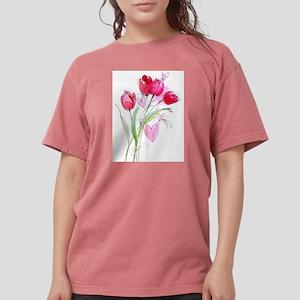 Tulip2a Womens Comfort Colors Shirt