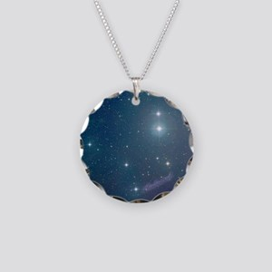 Pleiades Ornaments set of 4 Necklace Circle Charm