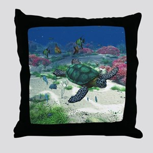 st_Round Tablecloth 1174_H_F Throw Pillow