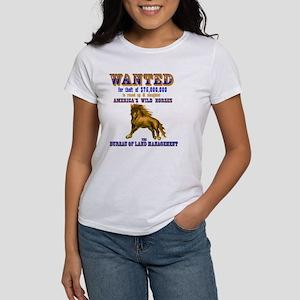 Wanted Women's T-Shirt