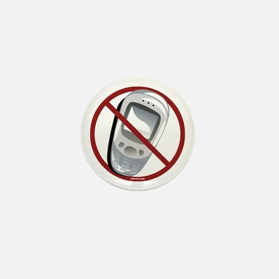 Anti-Cellphone Mini Button