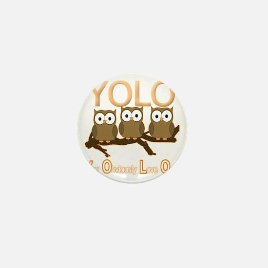 YOLO Mini Button