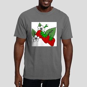 STRAWBERRY-10 Mens Comfort Colors Shirt
