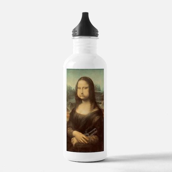 Mota-Lisa-JRNL Water Bottle