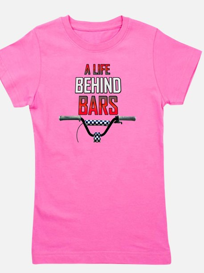 BMX A Life Behind Bars Girl's Tee