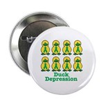 Depression Awareness Ribbon Ducks 2.25