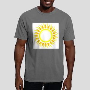 SUN -3- Mens Comfort Colors Shirt