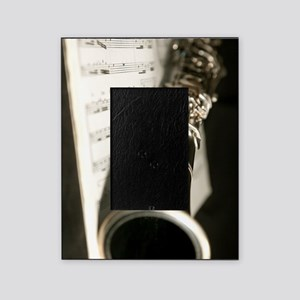 Clarinet and Musc Flip Flops Band Picture Frame