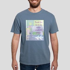 Friend101 Mens Comfort Colors Shirt