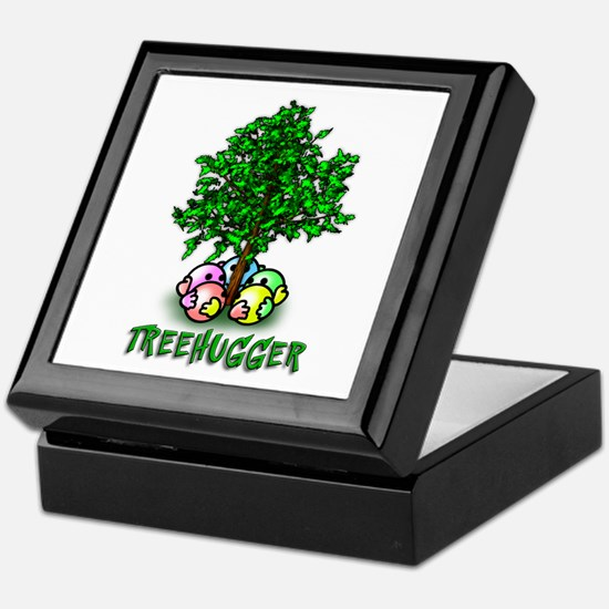 Cutest Treehugger Keepsake Box