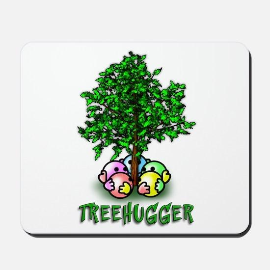 Cutest Treehugger Mousepad