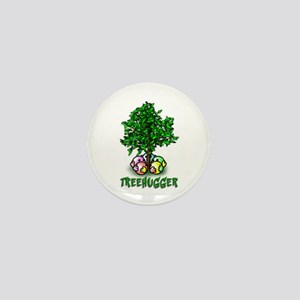 Cutest Treehugger Mini Button